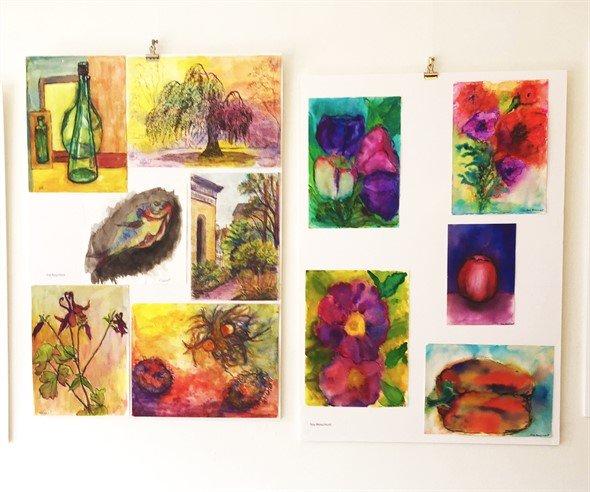Art group paintings 1
